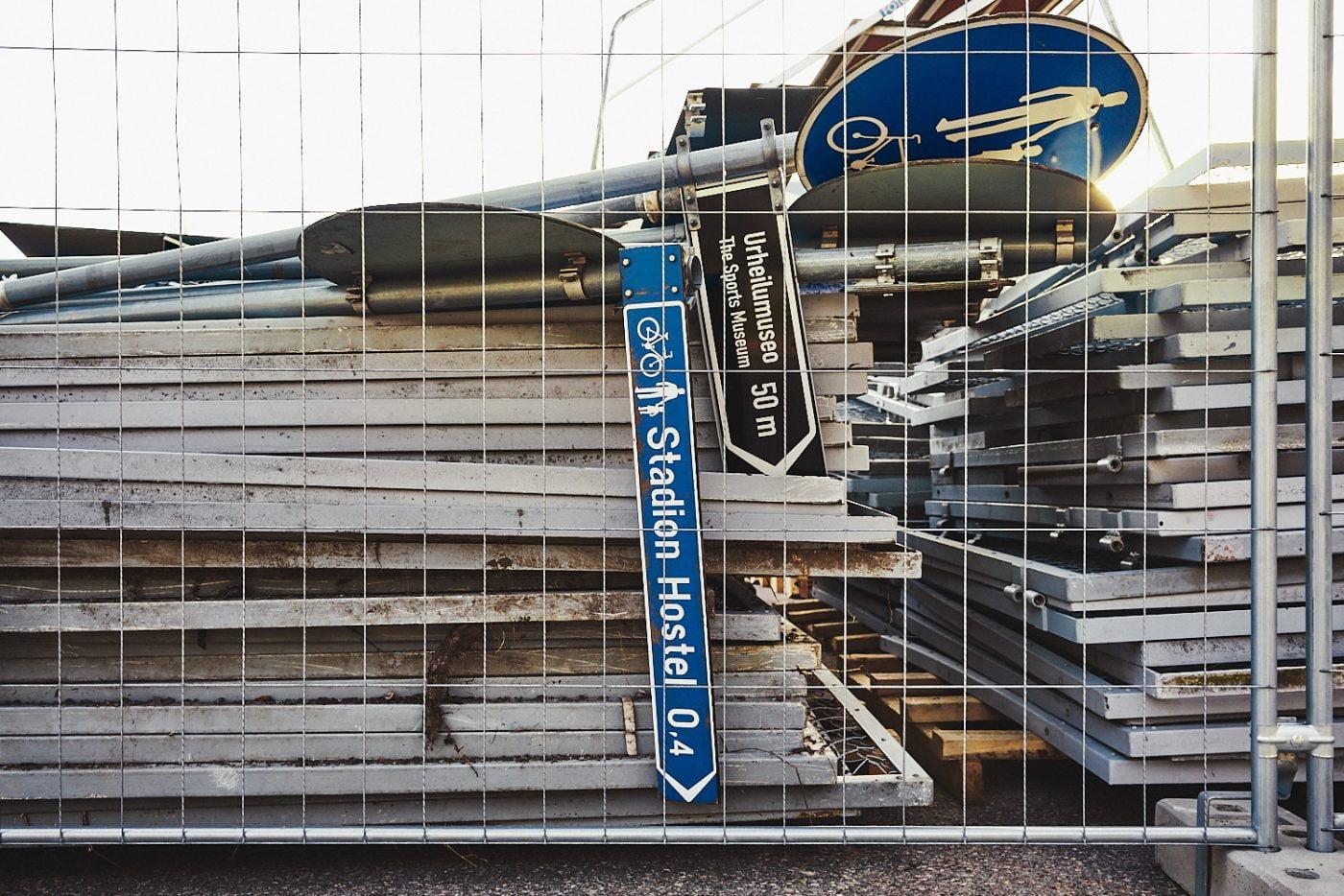 Olympic Stadium Renovation